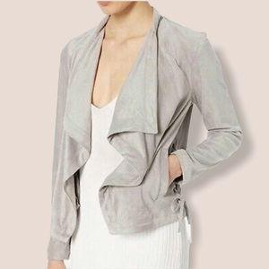 Bb Dakota Suede Jacket Size M